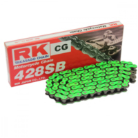 RK Std Chain GN428SB/140  Chain  open with Clips für Beta RR Enduro 125 ZD3E4000 2013