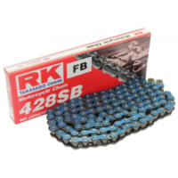 RK Std Chain BL428SB/140  Chain  open with Clips für Beta RR Enduro 125 ZD3E4000 2013