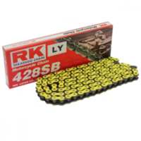 RK Std Chain NEGE428SB/140  Chain  open with Cli für Beta RR Enduro 125 ZD3E4000 2013
