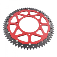 sprocket Dual 63Z Pitch 428 red für Beta RR Enduro 125 ZD3E4000 2013