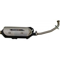 Exhaust maxi-4n Tecnigas for Yamaha YP 250 DX Majesty