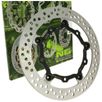 brake disc NG floating type for Yamaha X-Max, T-Max, Majesty front NG1083 für Yamaha YP X-Max 125 SE321 2007